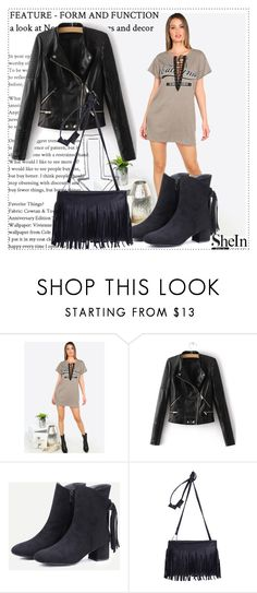 """""""SheIn 7/ 10"""" by emina-095 ❤ liked on Polyvore featuring shein"""
