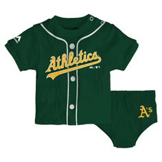 Athletics Little Sports Tee and Baby Diaper Cover 4ece9b477
