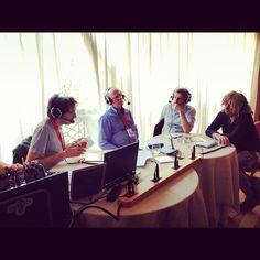 Federico Taddia in onda su Radio24