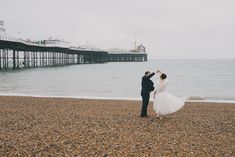 Morning Peeps and Happy Monday! We are taking you to the seaside on this warm Monday morning with Dan and Kayleigh's very… Rustic Wedding Photography, Love Photography, Photographer Portfolio, Seaside Wedding, Festival Wedding, London Wedding, Intimate Weddings, Minimalist Wedding, Brighton