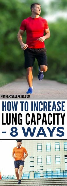 In today's article, I'll share with you a few simple guidelines for increasing lung capacity and breathing easier. http://www.runnersblueprint.com/increase-lung-capacity/ #lung #capacity #breathing #running
