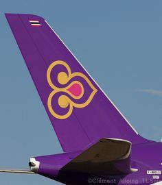 Thai Airways International Airbus A380-841 cn 087 F-WWAO // HS-TUA, via Flickr.