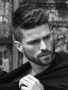 Short Hairstyles Men Thick Hair