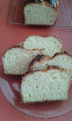 Fonott kalács Bread, Food, Meal, Brot, Eten, Breads, Meals, Bakeries
