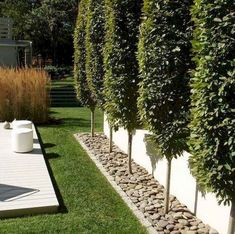 68 Simple DIY Backyard Privacy Fence Design Ideas - Page 41 of 66 Modern Landscape Design, Modern Garden Design, Backyard Garden Design, Garden Landscape Design, Modern Design, House Fence Design, Desert Backyard, Modern Backyard, Large Backyard
