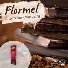 Chocolate Cranberry - Flormel