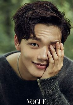 Yeo Jin Goo Spills His Charm In The September Pages Of Elle & Vogue | Couch Kimchi