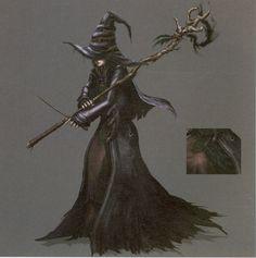 Dark Souls - Witch Beatricce