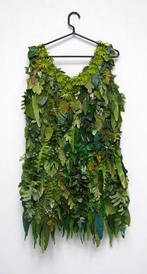 cemetery leaf dress