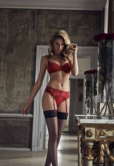 yieldingtotemptation:  sub-missy-blonde:  Inspiring lingerie for creative orgasm  Baci! Lingerie….