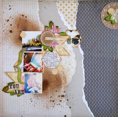 Scrapbooking: You are...