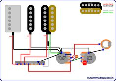 The Guitar Wiring Blog - diagrams and tips: January 2011