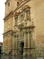 Elche Basílica Santa María Fotos Turismo Alicante