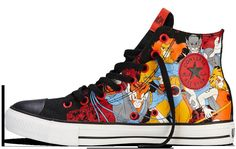 bf11d329770 Check out the Converse DC Comics collection s latest releases and take a  look back at the styles over the years. We have them all in one place!