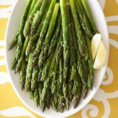 I found a great (and short) article with prep tips for asparagus. I thought it would go along with my veg cooking blog, and perhaps you will find it interesting, too. It is from the good people at Allyou magazine.