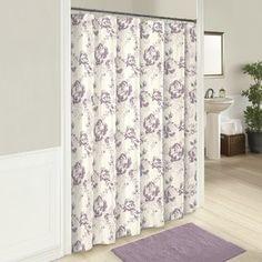 Lark Manor Patton Cotton Shower Curtain
