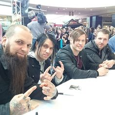 Three Days Grace #Instagram #Videos