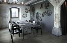Noma Restaurant; Strandgade 93 1401 Copenhagen.  Voted number 1 restaurant in the world for three years running.