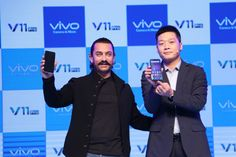 Aamir Khan Launched Vivo Pro In India With Waterdrop Notch Display
