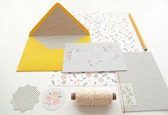 Paper sweets by Liesbeth Kijk op www.101woonideeen.nl #tutorial #howto #diy #101woonideeen #paper #papier #sweets