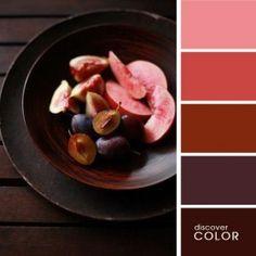 Farb-und Stilberatung mit www.farben-reich.com - color palette - plums