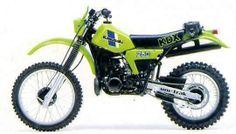 1980- Kawasaki KDX250