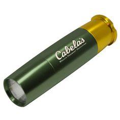 2953 - Shotgun Shell CREE® Flashlight
