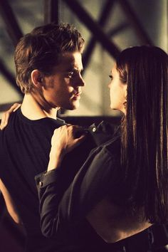 Elena & Stefan.  Um, I loved Elena and Stefan together.  Excited to see how this new season plays out with her and Damon.