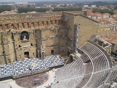 Antique Roman Theatre of Orange