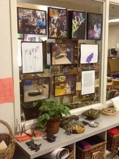 Teachers at the Huggins Center document the process of Rocks learning by the children ≈≈