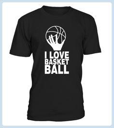 I LOVE BASKETBALL BLANC (*Partner Link)