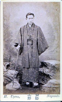 by 上野彦馬, 1838–1904 (Ueno Hikoma)  1873-1875年