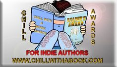 CHILL WITH A BOOK AWARDS: Awards for Indie Authors