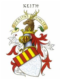 Keith Family Crest Scottland