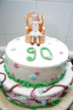 Tarta 90 cumpleaños!