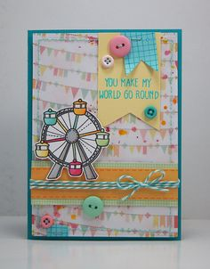 You make my world go round by yainea, via Flickr