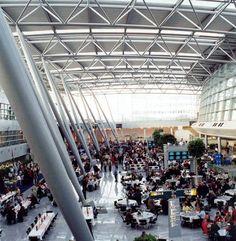 Rhein Main U.S. Military Airport...