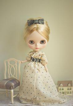 silk afternoon - dotted cream   JennWrenn   Flickr