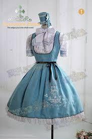 alice in wonderland lolita dress - Google Search