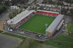 A.F.C. Bournemouth - The Goldsands Stadium - Dean Court - 12.000 tilskurer