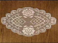 Crochet Placemats, Crochet Table Runner, Crochet Doily Patterns, Baby Knitting Patterns, Crochet Doilies, Crochet Star Stitch, Crochet Stitches, Knit Crochet, Crochet Hats
