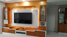 Chandana has given us opportunity to do interiors, thank you so much. Simple Tv Unit Design, Modern Tv Unit Designs, Living Room Tv Unit Designs, Tv Cabinet Design Modern, Cupboard Design, Tv Wall Design, Tv Cupboard, Tv Unit Furniture Design, Tv Unit Interior Design