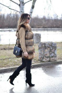 Balkan style by M.: Winter uniform