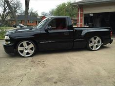 Suelo HD #Truck_Performance_ #DroppedTrucks #Trokiando #SingleCab #SueloMob #HDSilverado #Chevrolet #Silverado Owner- @melvinnnnn_