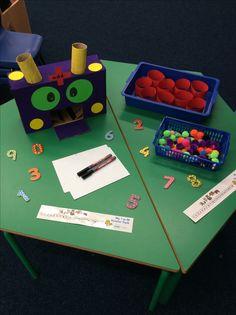 counting on elg maths reception Maths Eyfs, Numeracy Activities, Subtraction Activities, Space Activities, Math Classroom, Kindergarten Math, Teaching Math, Preschool Activities, Early Years Maths