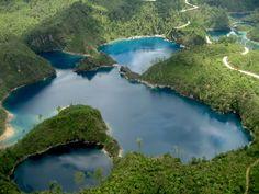 Lagunas de Montebello, Chiapas