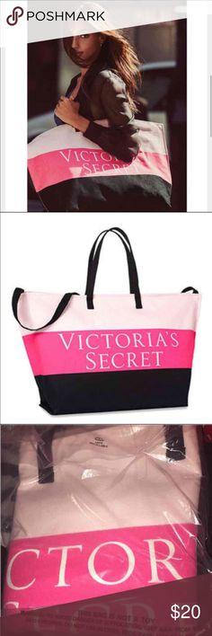 Victoria Secret Weekender tote NWT very large bag Victoria's Secret Bags Totes