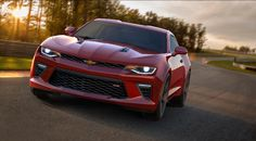 The Camaro SS now features the 6.2-liter V-8 from the Corvette Stingray, good for 455 hp and 455 lb-ft of torque.