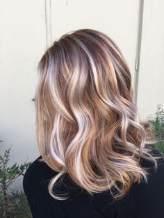 31 Marvelous Hair Color Trends for Women in 2017 - Want to easily change your look in just a few minutes without spending a lot of money? You can simply do this through giving your hair a new color. Th... - hair-color-trends-2017-8 .
