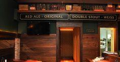 O já tradicional rede DaDo Bier, ganhava mais um membro para a família. Com ares londrinos  da tradição da cervejeiras artesanais, o projeto de comunicação visual.